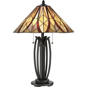 Victory - Two Light Portable Table Lamp