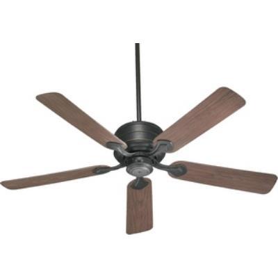 "Quorum Lighting 129525-95 Hanover Patio - 52"" Ceiling Fan"