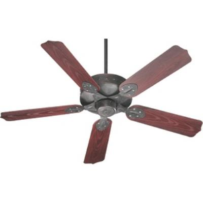 "Quorum Lighting 137525-44 Hudson Patio - 52"" Ceiling Fan"