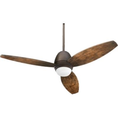 "Quorum Lighting 142523-86 Bronx Patio - 52"" Ceiling Fan"