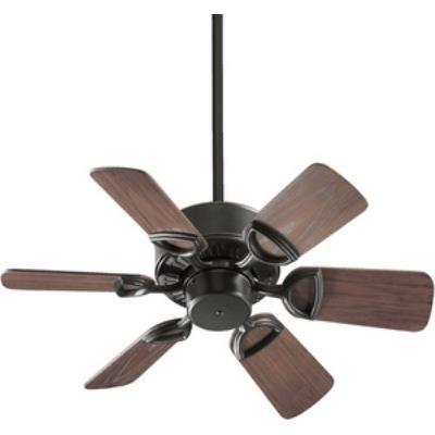 """Quorum Lighting 143306-95 Estate Patio - 30"""" Ceiling Fan"""