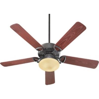 "Quorum Lighting 143525-944 Estate Patio - 52"" Ceiling Fan"