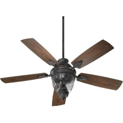 "Quorum Lighting 174525-944 Georgia - 52"" Ceiling Fan"