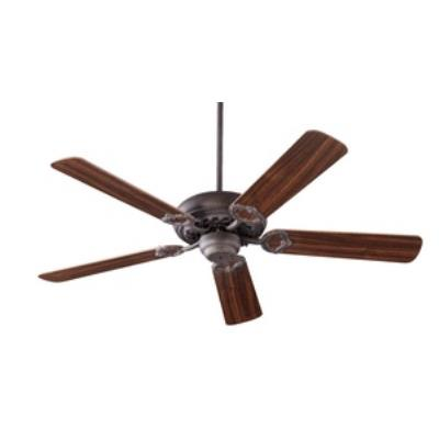 "Quorum Lighting 17520-44 Monticello - 52"" Ceiling Fan - Blades not included"