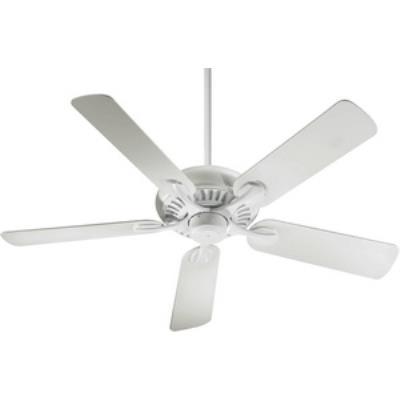 "Quorum Lighting 191525-8 Pinnacle Patio - 52"" Ceiling Fan"