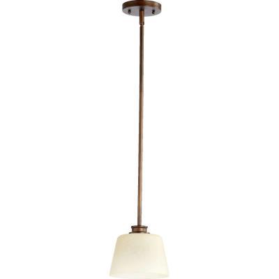 Quorum Lighting 3002-86 Friedman - One Light Mini-Pendant