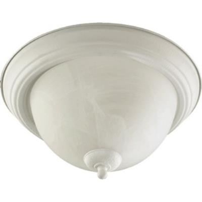Quorum Lighting 3066-13-66 Two Light Flush Mount
