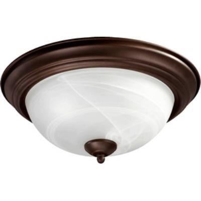 Quorum Lighting 3066-13-86 Two Light Flush Mount