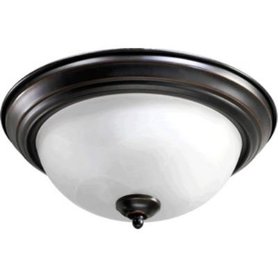 Quorum Lighting 3066-13-95 Two Light Flush Mount