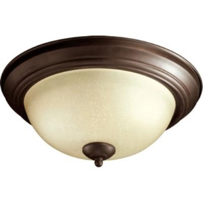 Quorum Lighting 3073-13-86 Two Light Flush Mount