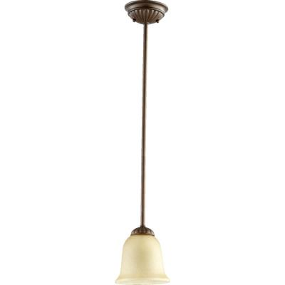 Quorum Lighting 3078-186 Tribeca II - One Light Pendant