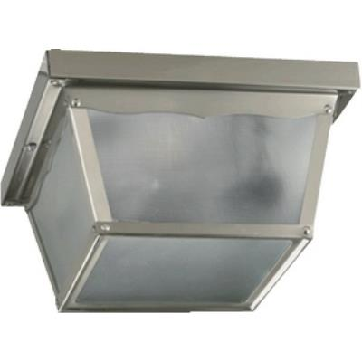 Quorum Lighting 3080-7-65 One Light Outdoor Cage Flush Mount