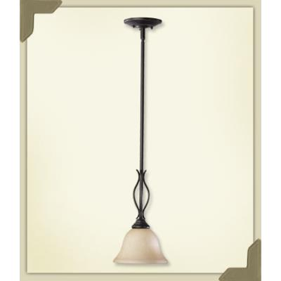 Quorum Lighting 3110-44 Spencer - One Light Mini-Pendant