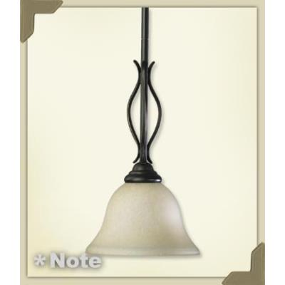 Quorum Lighting 3110-58 Spencer - One Light Mini-Pendant