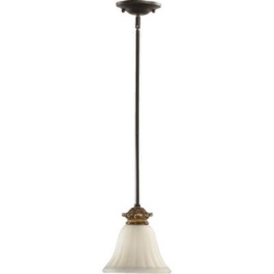 Quorum Lighting 3201-44 Capella - One Light Stem Pendant