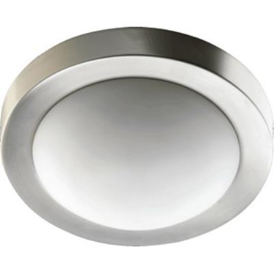 Quorum Lighting 3505-9-65 One Light Flush Mount