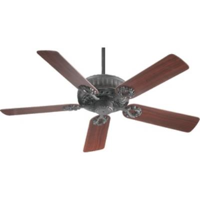 "Quorum Lighting 35525-44 Empress - 52"" Ceiling Fan"
