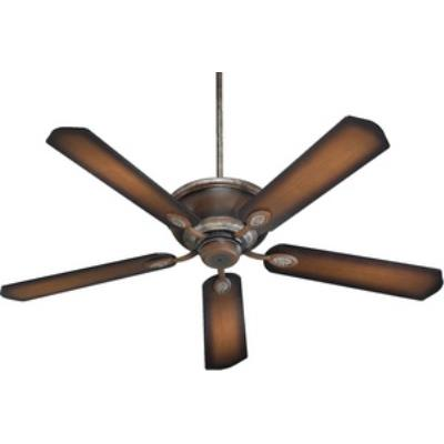 "Quorum Lighting 38605-58 Kingsley - 60"" Ceiling Fan"