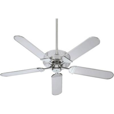 "Quorum Lighting 400525-14 Prizzm - 52"" Ceiling Fan"