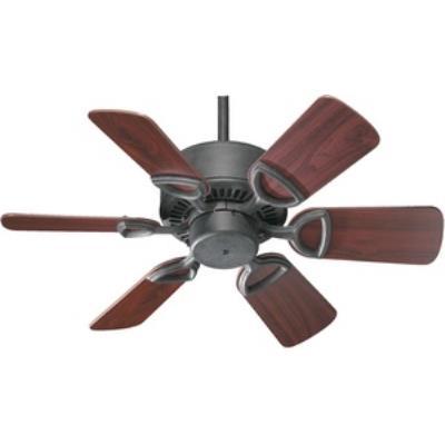 """Quorum Lighting 43306-44 Estate - 30"""" Ceiling Fan"""