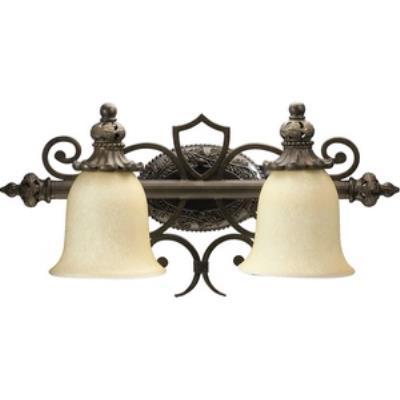Quorum Lighting 5032-2-54 Two Light Bath Vanity