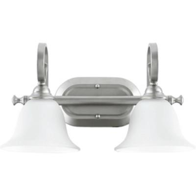 Quorum Lighting 5053-2-64 Celesta - Two Light Bath Bar