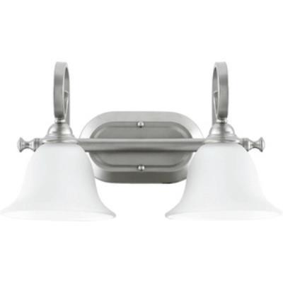 Quorum Lighting 5053-2-64 Celesta - Two Light Bath Bar