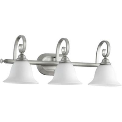Quorum Lighting 5053-3-64 Celesta - Three Light Bath Bar