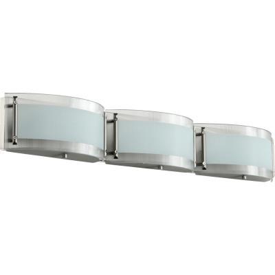Quorum Lighting 5085-3-65 Three Light Bath Vanity