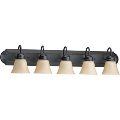 Quorum Lighting 5094-5-395 Five Light Bath Vanity