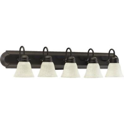Quorum Lighting 5094-5-686 Five Light Bath Vanity