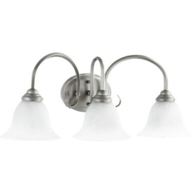 Quorum Lighting 5110-3-64 Spencer - Three Light Bath Bar