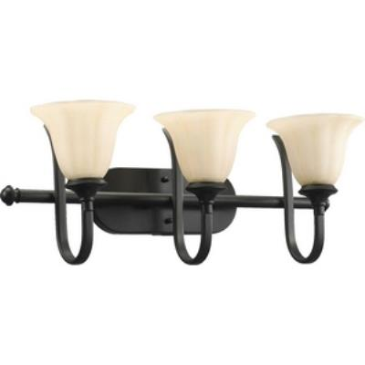 Quorum Lighting 5194-3-86 Randolph - Three Light Bath Vanity