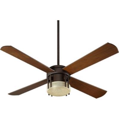 "Quorum Lighting 53524-86 Mission - 52"" Ceiling Fan"