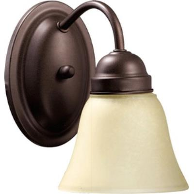 Quorum Lighting 5403-1-86 One Light Wall Mount