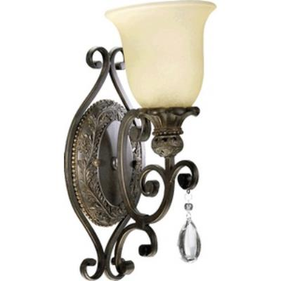 Quorum Lighting 5432-1-54 Fulton - One Light Wall Mount