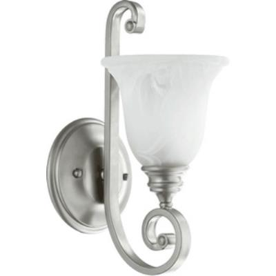 Quorum Lighting 5454-1-64 Bryant - One Light Wall Mount