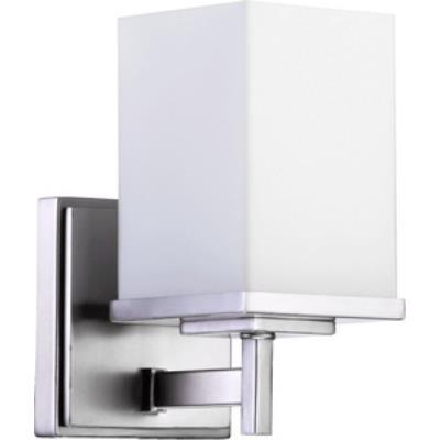 Quorum Lighting 5484-1-65 Delta - One Light Wall Mount