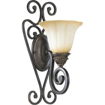 Quorum Lighting 5526-1-44 Summerset - One Light Wall Bracket