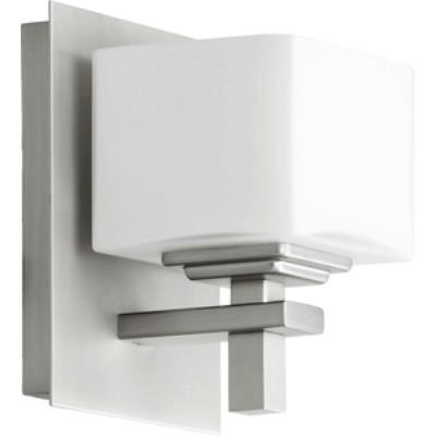 Quorum Lighting 5665-1-65 One Light Square Wall Mount