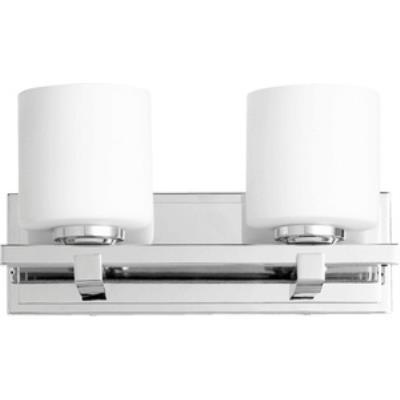 Quorum Lighting 5669-2-14 Two Light Cylindrical Wall Mount