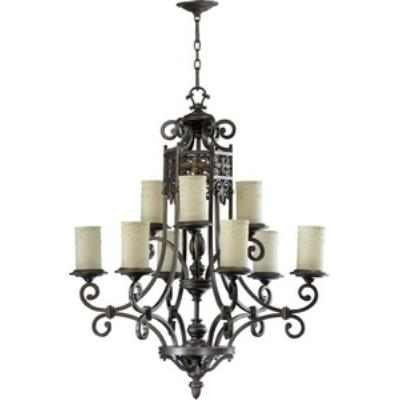 Quorum Lighting 6131-9-86 Marcela - Nine Light Chandelier