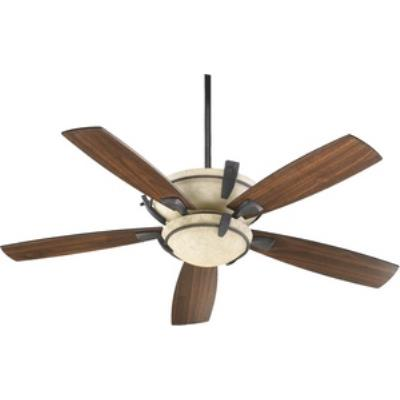"Quorum Lighting 61525-944 Mendocino - 52"" Ceiling Fan"