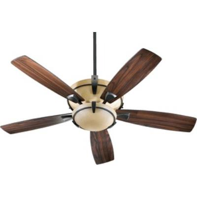 "Quorum Lighting 61525-995 Mendocino - 52"" Ceiling Fan"