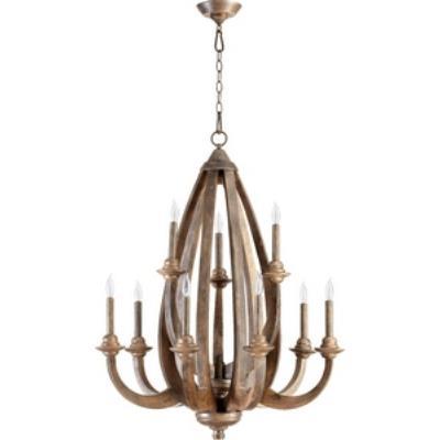Quorum Lighting 6166-9-21 Telluride - Nine Light Chandelier