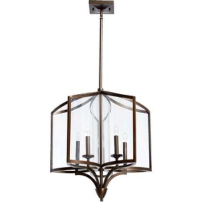 Quorum Lighting 6304-5-86 Kaufmann - Five Light Pendant