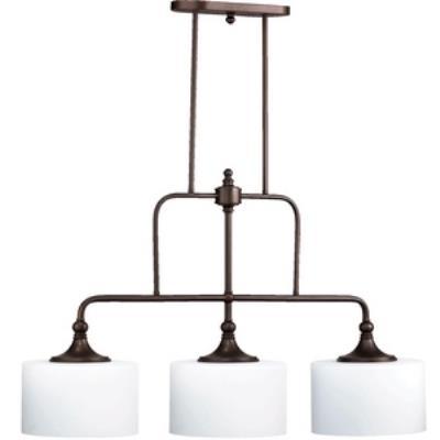 Quorum Lighting 6590-3-86 Rockwood - Three Light Island
