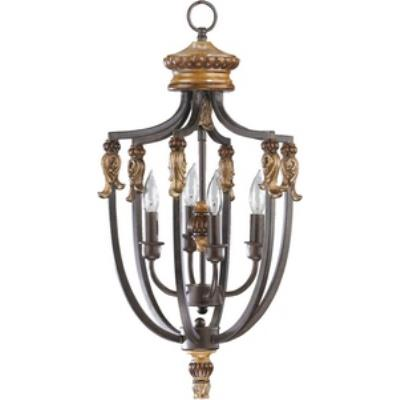 Quorum Lighting 6701-4-44 Capella - Four Light Pendant