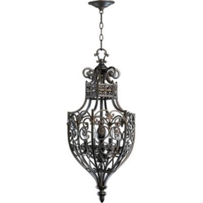 Quorum Lighting 6831-6-86 Marcela - Six Light Foyer