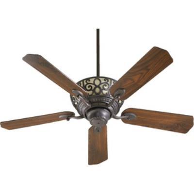 "Quorum Lighting 69525-44 Cimarron - 52"" Ceiling Fan"